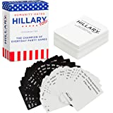 Humanity Hates Hillary Clinton, Too Card Game - Expansion or Stand Alone to Humanity Hates Trump (80 White, 30 Black Cards)