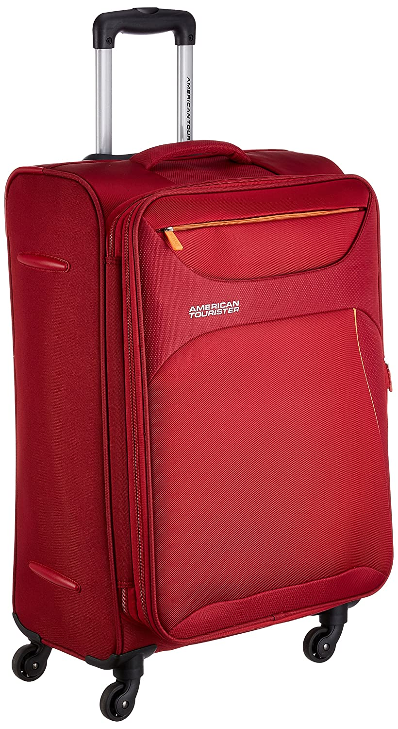 American Tourister Z-strike Polyester 79 cms Ruby Red