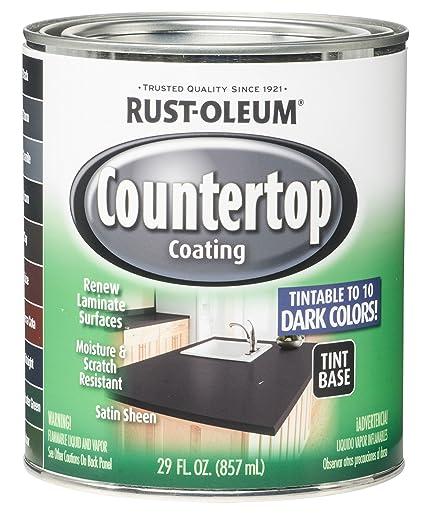 Rust Oleum 254853 Quart Interior Countertop Coating