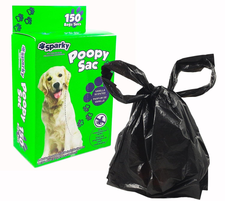 Sparky Dog Poop Bags