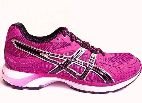 Asics - Zapatillas de running para mujer, color púrpura, talla 6.5 UK: Amazon.es: Zapatos y complementos
