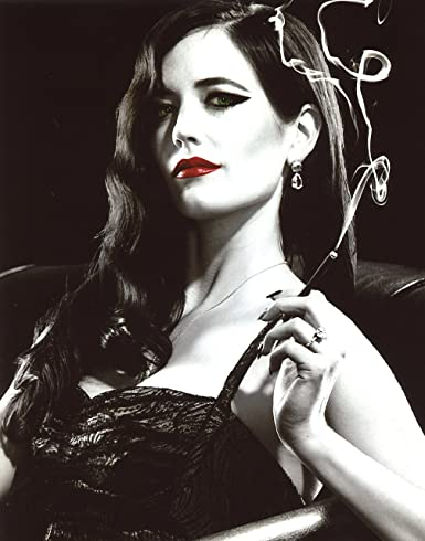 Eva Green Smoking 8x10 Photo V3419 At Amazons Entertainment