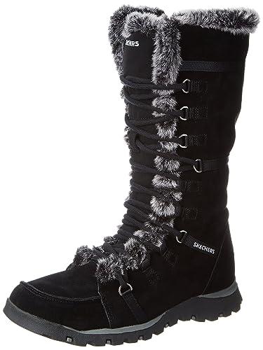 9dff0f4b1b6c0 Amazon.com | Skechers Women's Grand Jams Unlimited Boot | Shoes