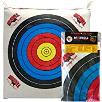 Morrell Unisex-Adult Morrell Supreme Range Bag Archery Target Cover (Cover ONLY) 119RC, White
