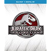 Deals on Jurassic Park Collection Blu-ray/Digital HD