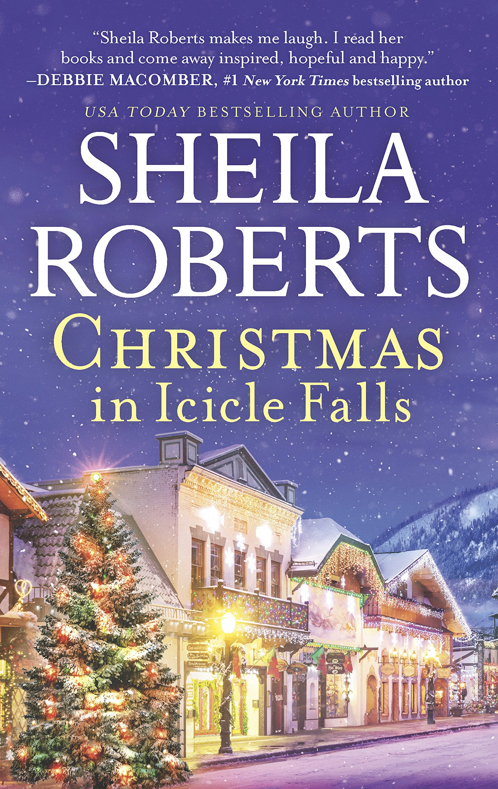Download Christmas in Icicle Falls (Life in Icicle Falls) PDF
