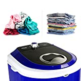 Pyle Upgraded Version Portable Washer - Top