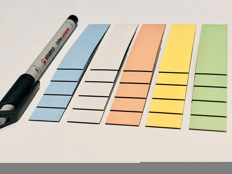 Magnetset aimants phrase kühlschrankmangete vert rouge blanc jaune bleu coloré en couleur