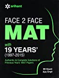 Face 2 Face MAT with 19 Years' (1997-2015) - Topicwise Analysis & Solution (Old Edition)