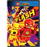 LEGO DC Super Heroes: The Flash (DVD)