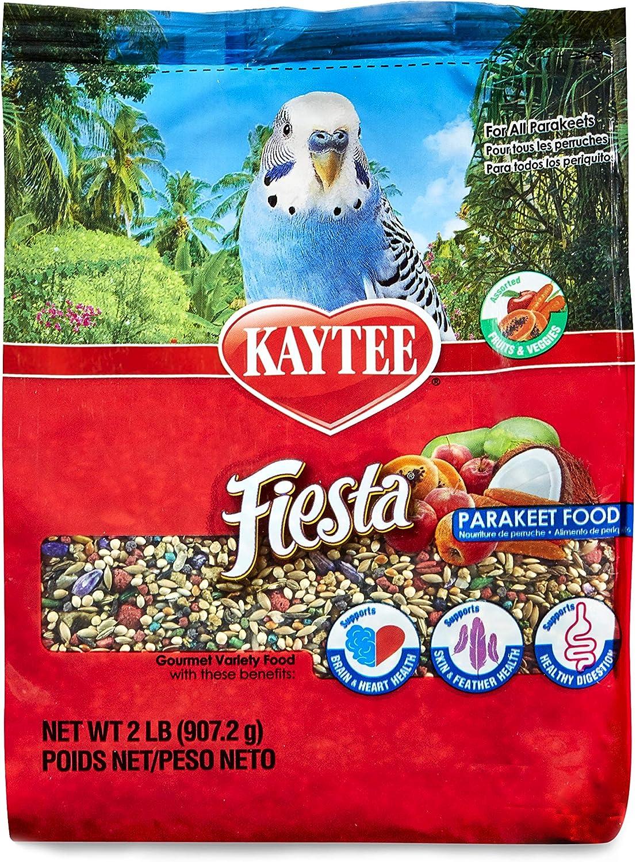 Kaytee Fiesta For Parakeets