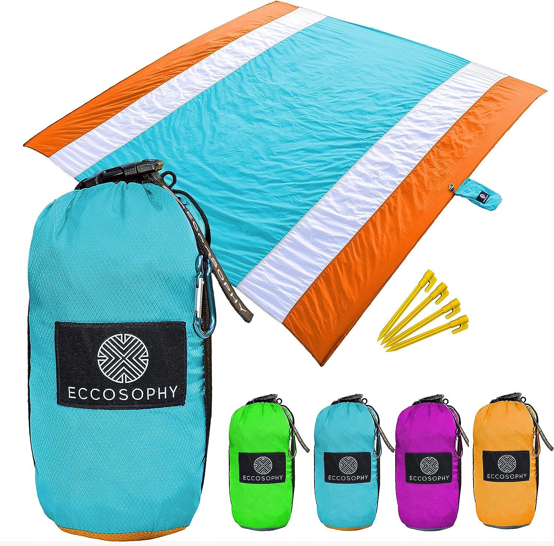 Eccosophy Sandproof Beach Blanket