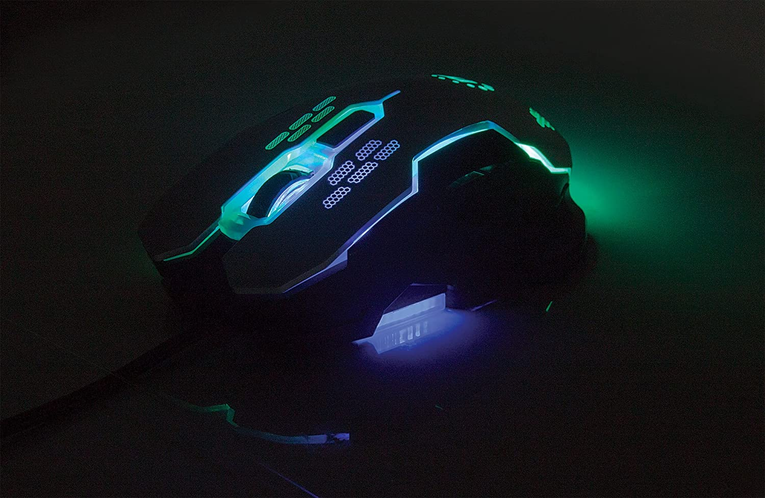 MANHATTAN Wired Optical Game Mouse 179164