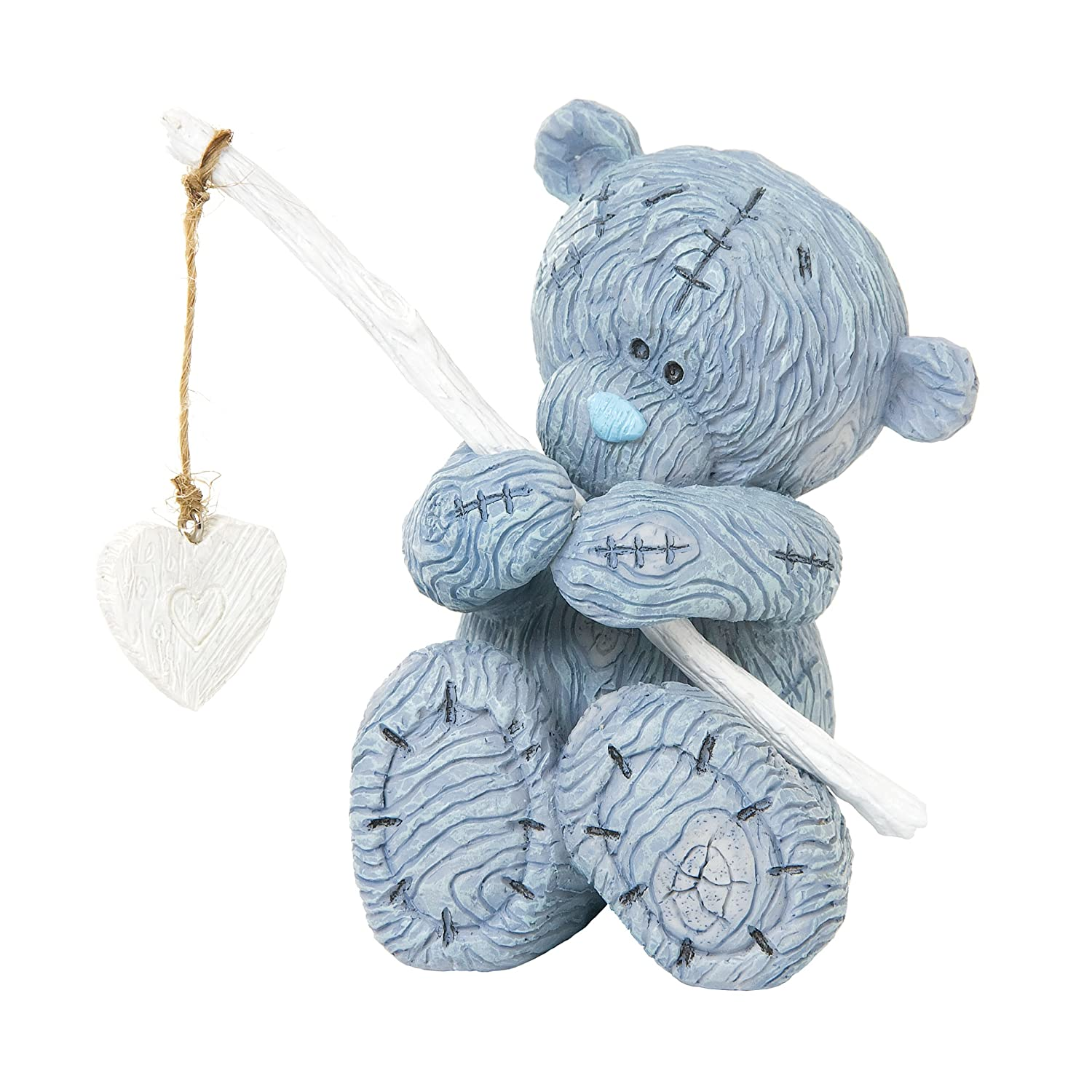 Me To You Tatty Teddy Lasting impressions, Hand Painted Figurine Titled Lucky 41099SKU