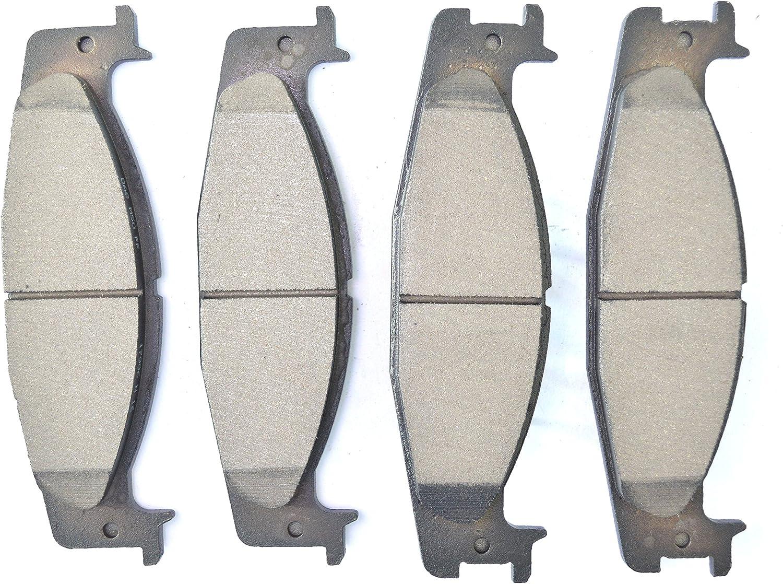 Dash4 CFD632 Optimizer Premium Brake Pad