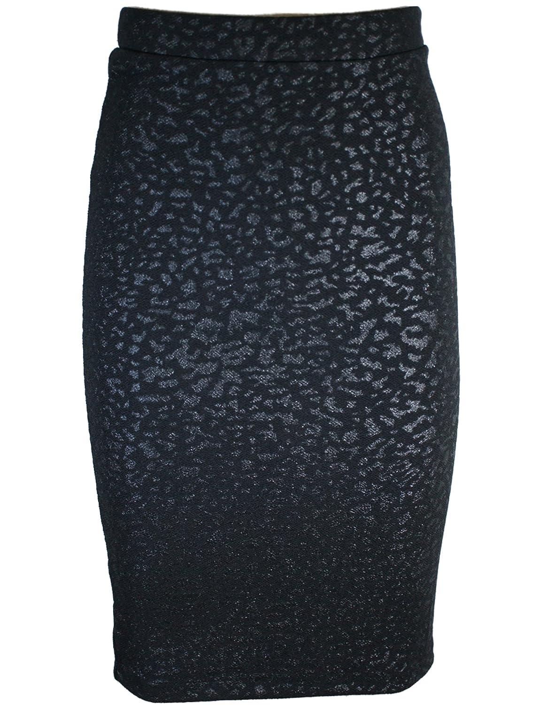 Guess - Falda - Lápiz - para Mujer Negro XS: Amazon.es: Ropa y ...