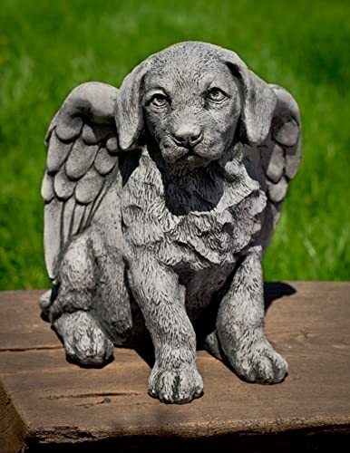 Campania International A-491-AL Angel Puppy Statue