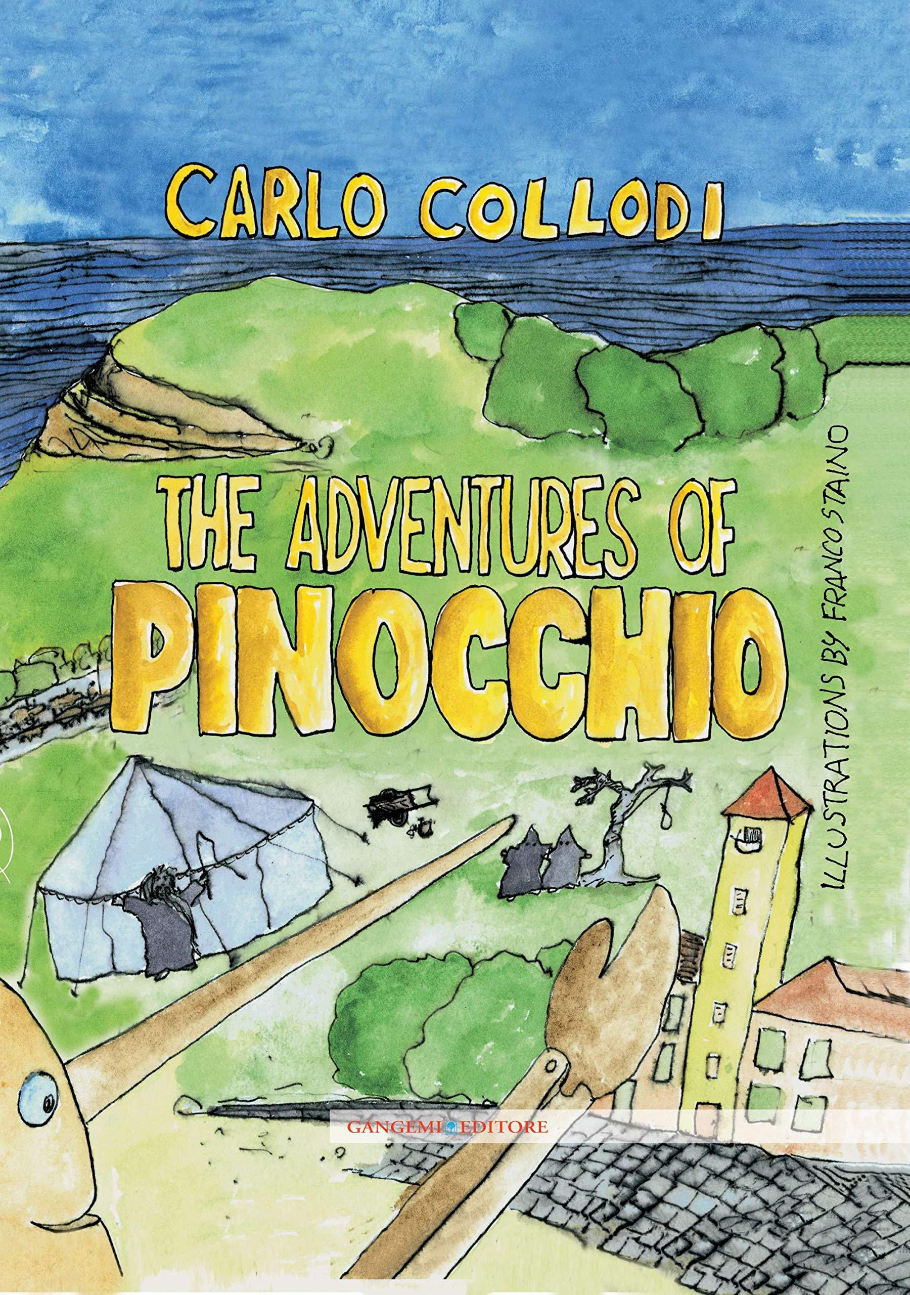 The Adventures of Pinocchio pdf epub