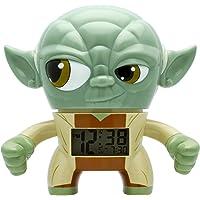 BulbBotz Despertador con luz Infantil con figurita