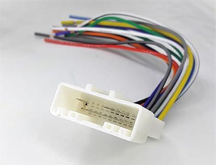 Amazon.com: Carxtc Radio Wire Harness Installs New Car ... on