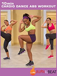 Minute Cardio Dance Abs Workout product image