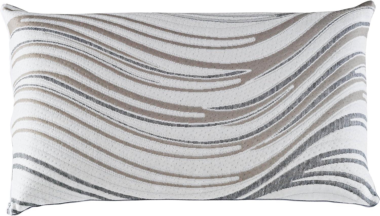 PIKOLIN Almohada (Pillow) Látex: Adaptable y Antibacteriano 70 cm