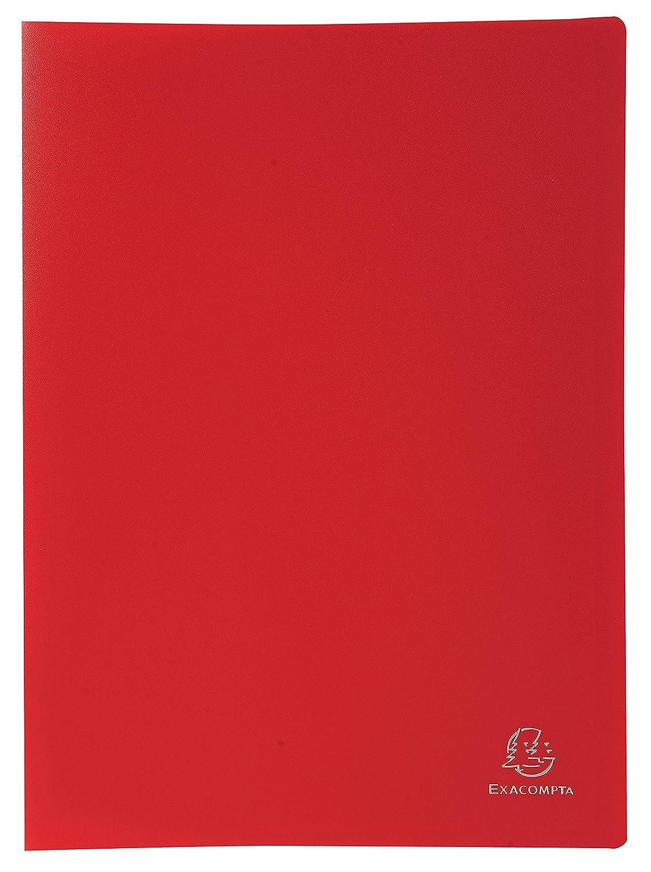 24x32 cm Rosso Exacompta 8525E Portalistini
