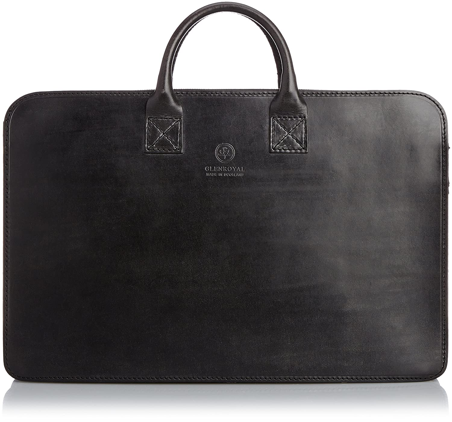 [グレンロイヤル] ブリーフケース LIGHT WEIGHT BRIEF CASE 02-5258 B00N9MSH9M New Black New Black