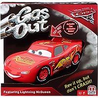 1, 2, 3 Mister Crash avec Lightning MC Queen, Jeu de Société pour Enfants, FFK03