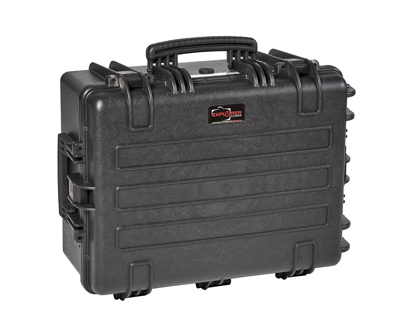 EXPLORER CASES エクスプローラーケース 内装ウレタンフォーム付 5325 B00KBMBMLI ブラック