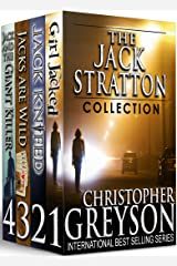 Detective Jack Stratton Mystery Thriller Collection Kindle Edition