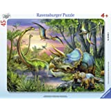 Ravensburger Dinosaurs at Dawn Frame Puzzle (45-Piece)