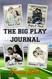 The Big Play Journal (A Big Play Novel Book 5)