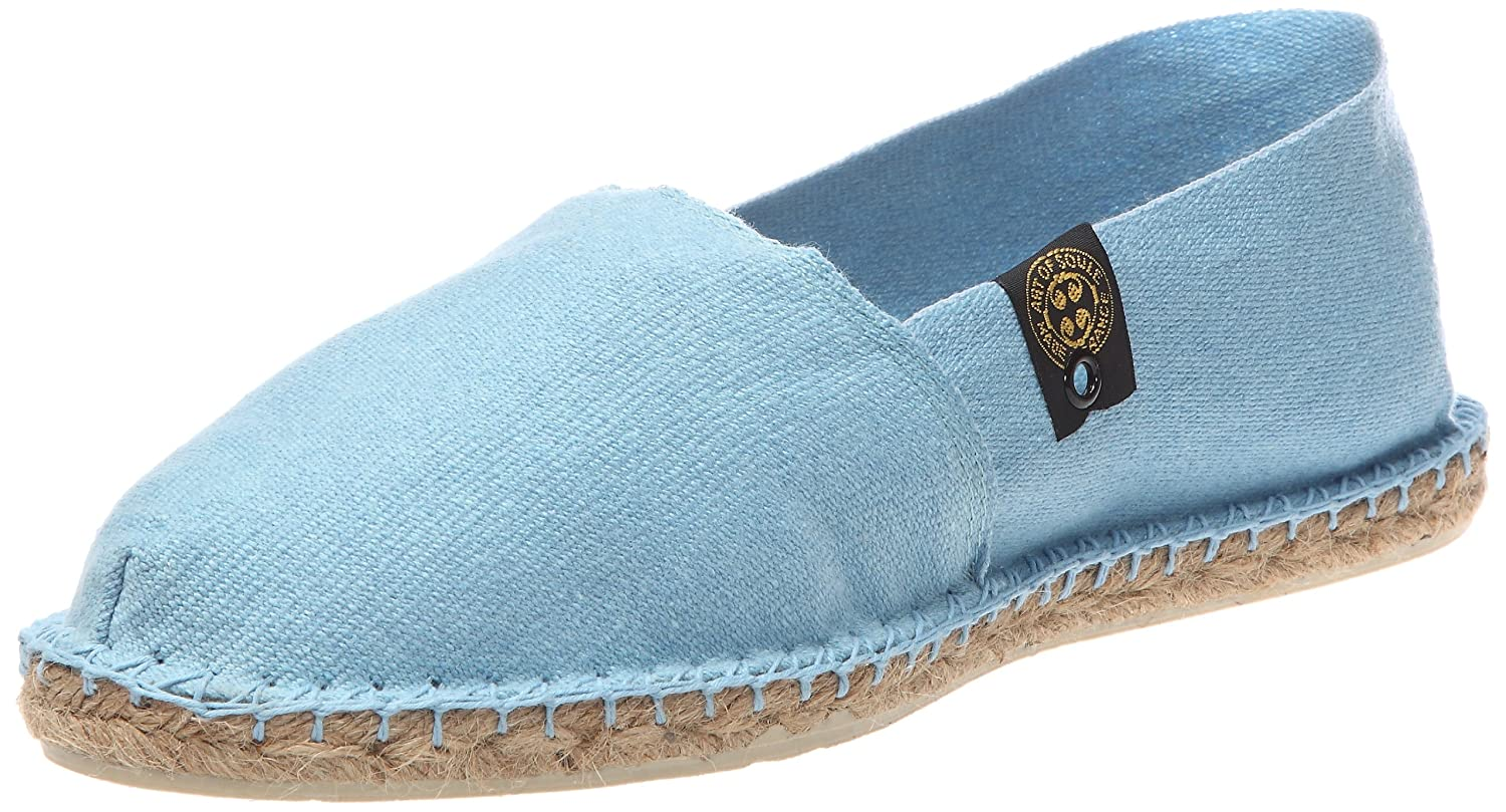 Art of Soule Espadrilles Soka Soka Unie, Espadrilles mixte adulte Bleu Bleu Ciel 3110ab6 - latesttechnology.space