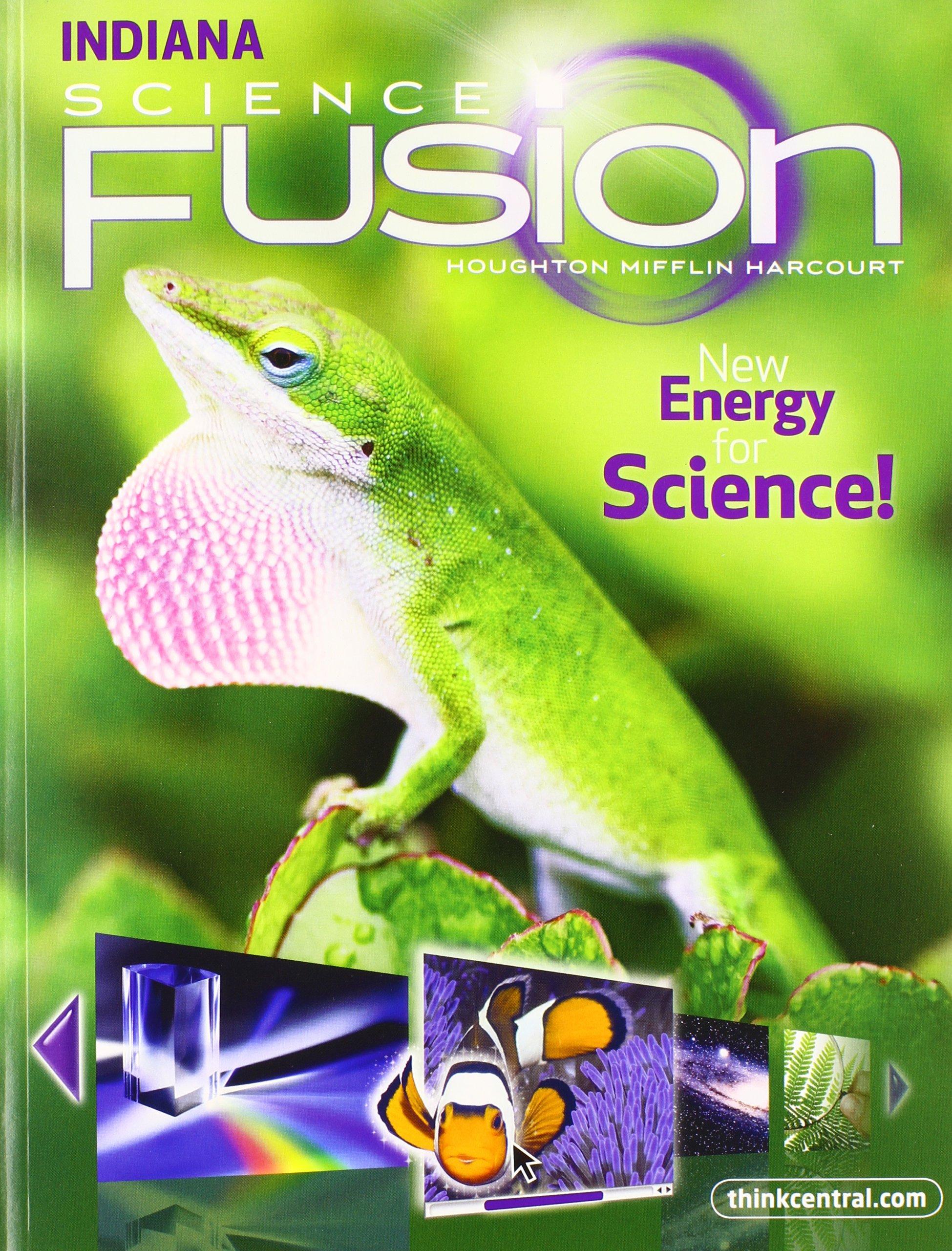 Houghton Mifflin Harcourt Science Fusion: Student Edition Interactive Worktext Grade 3 2012 ebook