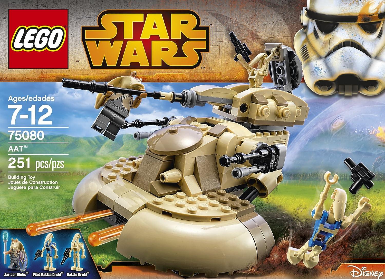 Lego Star Wars Battle Droid Pilot from set 75080