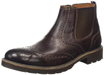 Tommy Hilfiger Curtis 9A, Herren Chelsea Boots, Braun (Coffee Bean 212), 967cadc99b