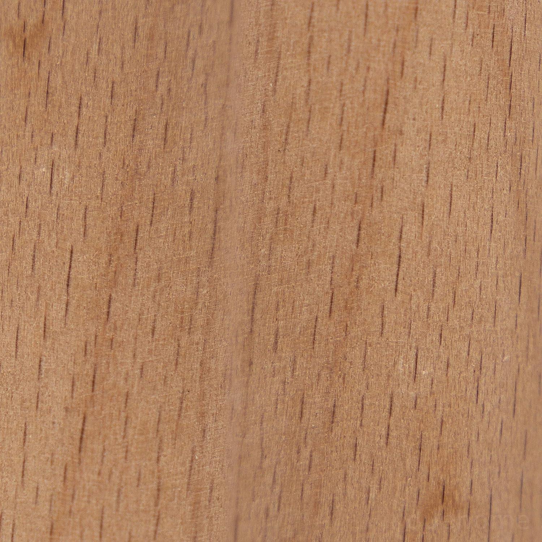/:/49/x/53,5/x/83/cm. l/x/p/x/h duehome Bench Lot de 4/chaises Tower en Bois de h/être pour Salle /à Manger Style Nordique Blanc
