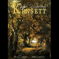 John Frederick Kensett: 100+ Hudson River School Paintings - Luminism (English Edition)