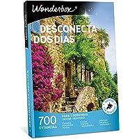 WONDERBOX Caja Regalo -DESCONECTA Dos DÍAS- 700 estancias Rurales para Dos Personas en haciendas, masías, Casas Rurales…
