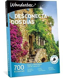 WONDERBOX Caja Regalo -Momentos ÚNICOS para Dos- 6.500 ...