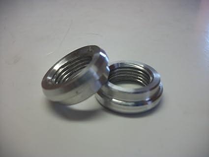 "FID-Turbo 3/8"" NPT Weld Bung - Aluminum"