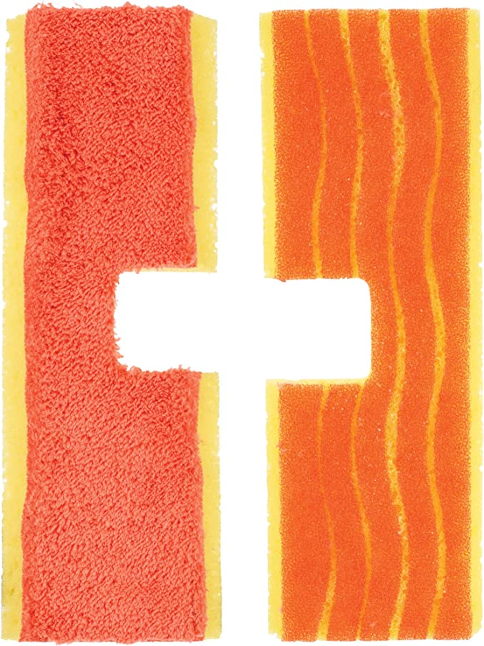 OXO Good Grips Double Sided Flip Mop Refill 1339680