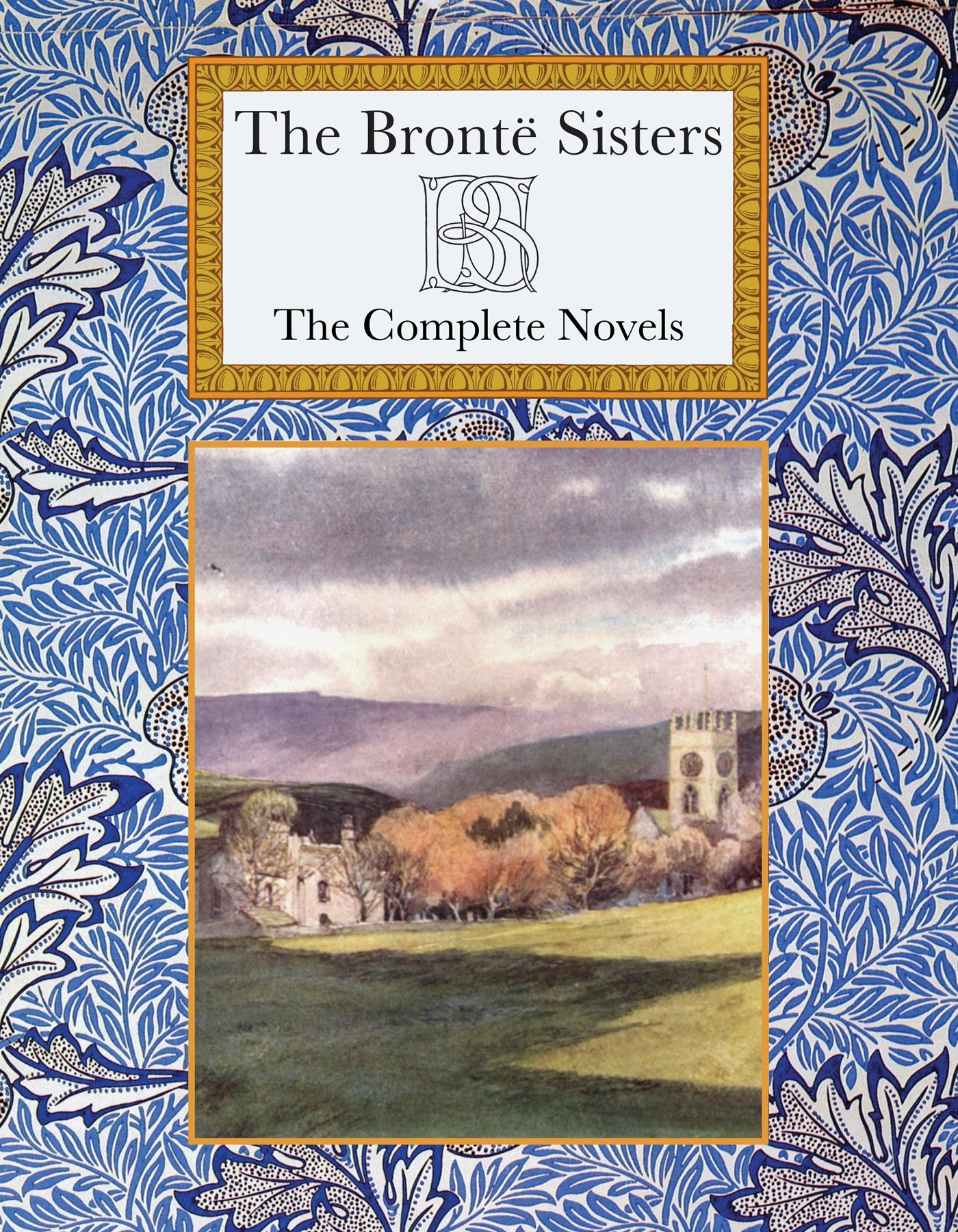 Download The Bronte Sisters The Complete Novels (Collector's Library) PDF