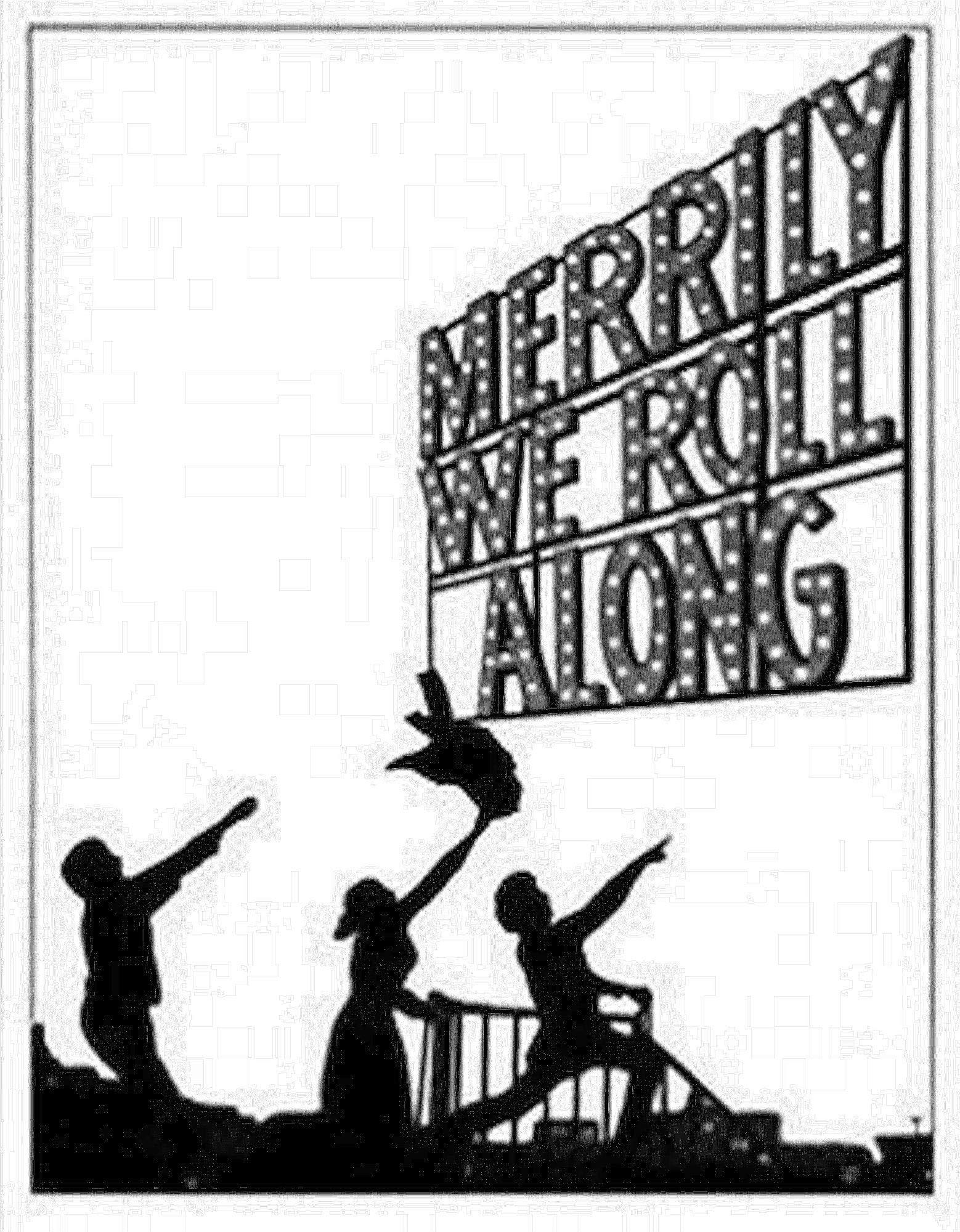 Merrily We Roll Along (TCG Edition): George Furth, Stephen Sondheim:  9781559365765: Amazon.com: Books