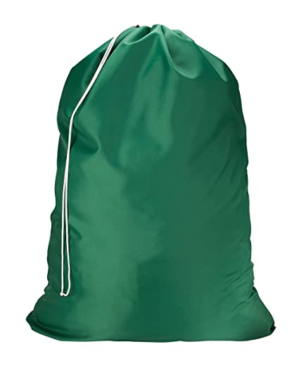 d2249a202400c Nylon Laundry Bag - Locking Drawstring Closure and Machine Washable. These  Large Bags will Fit