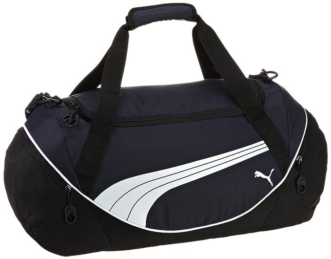 ce63c9e0e3457c PUMA Men's Teamsport Formation 20 Inch Duffel Bag, Navy, One Size:  Amazon.ca: Clothing & Accessories