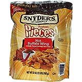 """Snyder""""s Pretzel Pieces Hot Buffalo Wing Flavor 32 OZ"""