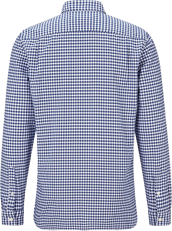 Lacoste - Camisa Casual - para Hombre Electric/White(hfa) 41 ...