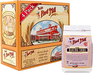 product image for Bob's Red Mill Baking Soda, 16 Oz (4 Pack)